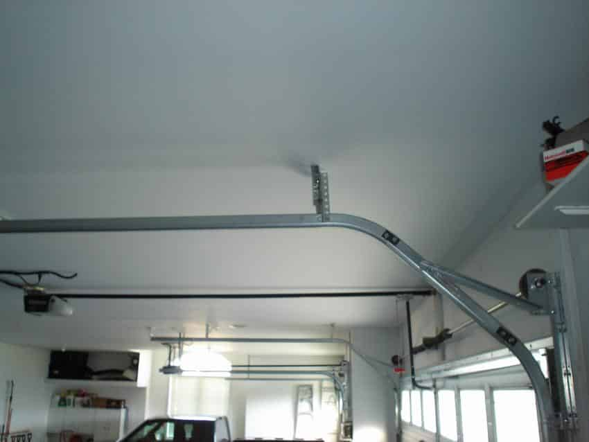 Garage Door Track : High lift garage doors houston free quote