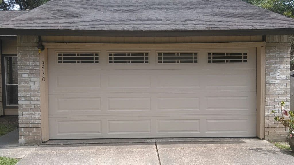 Long Panel Garage Doors Houston Tx 713 730 2797 Call Us