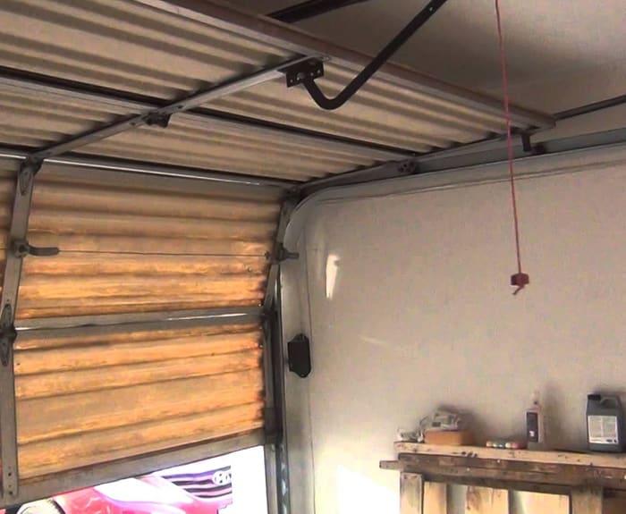 Why Garage Doors Become Noisy