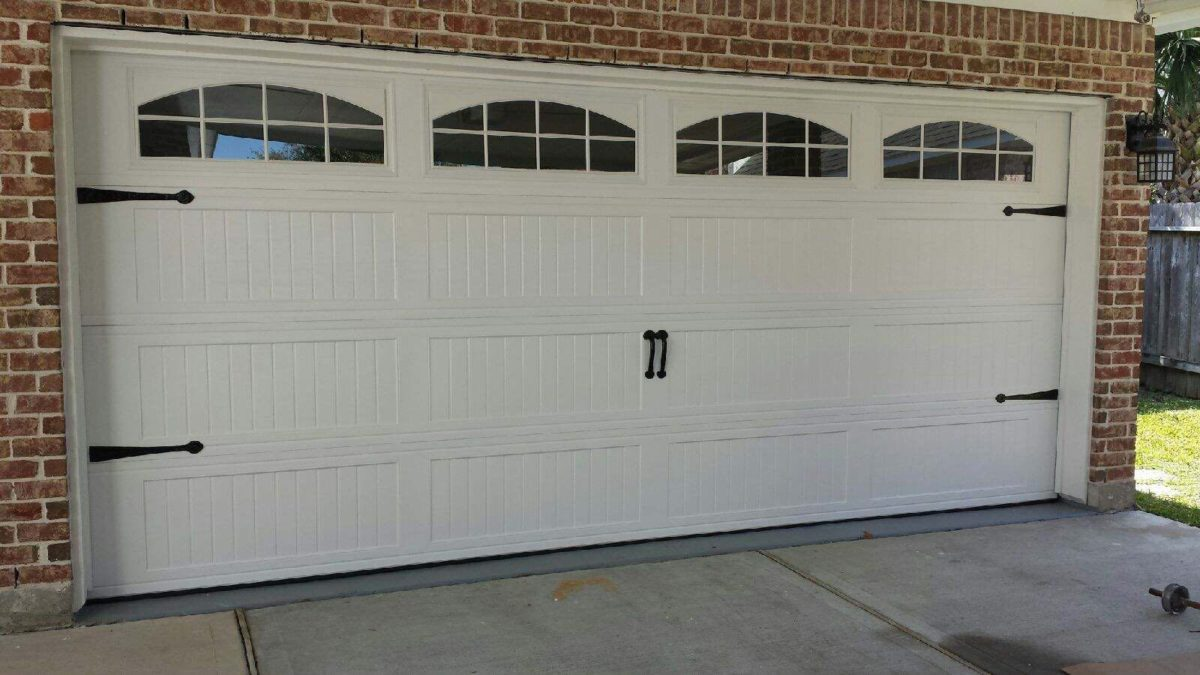 How to Transform Garage Doors into Carriage House Doors