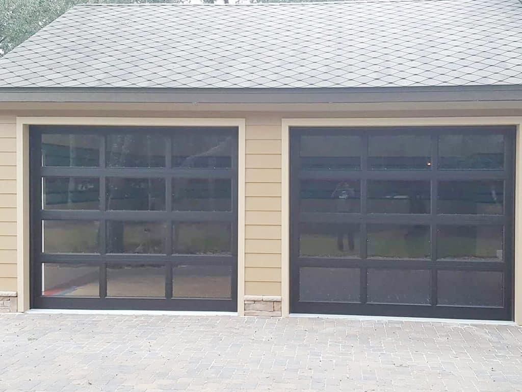 2_car_glass_garage_door