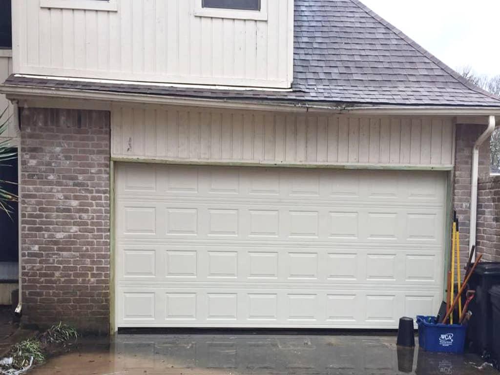 2 garage doors into1-after