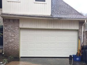 2 garage doors into1-after