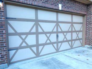 carrige style garage door