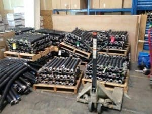 stock-of-garage-springs