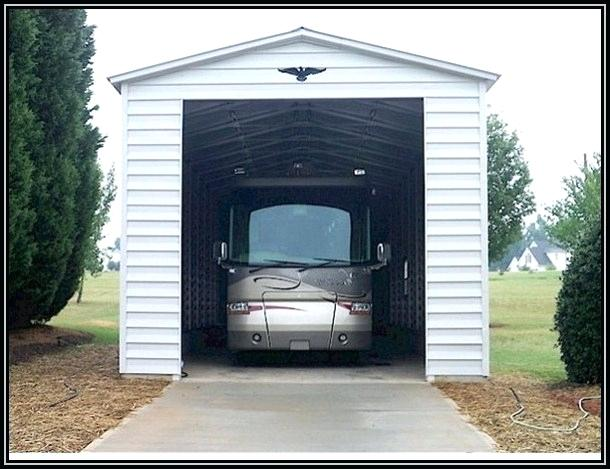 RV Garage Door Sizes
