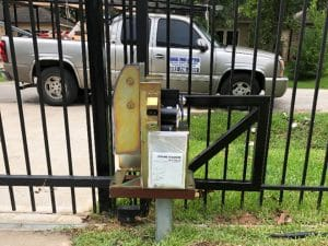 automatic_gate_opener