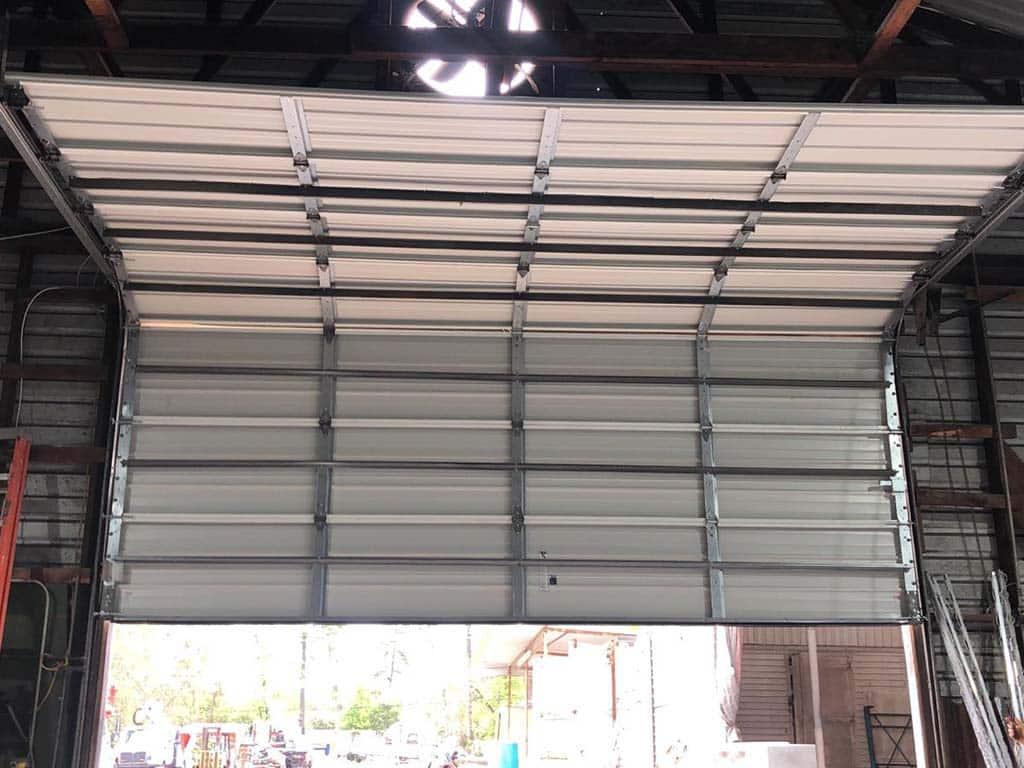 commercial overhead garage door repair houston