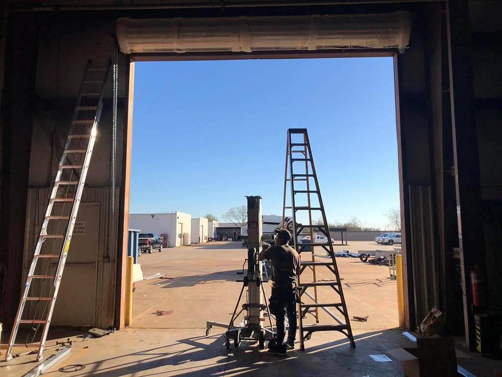 commercial garage door service(2)