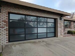 Glass Garage Doors Houston